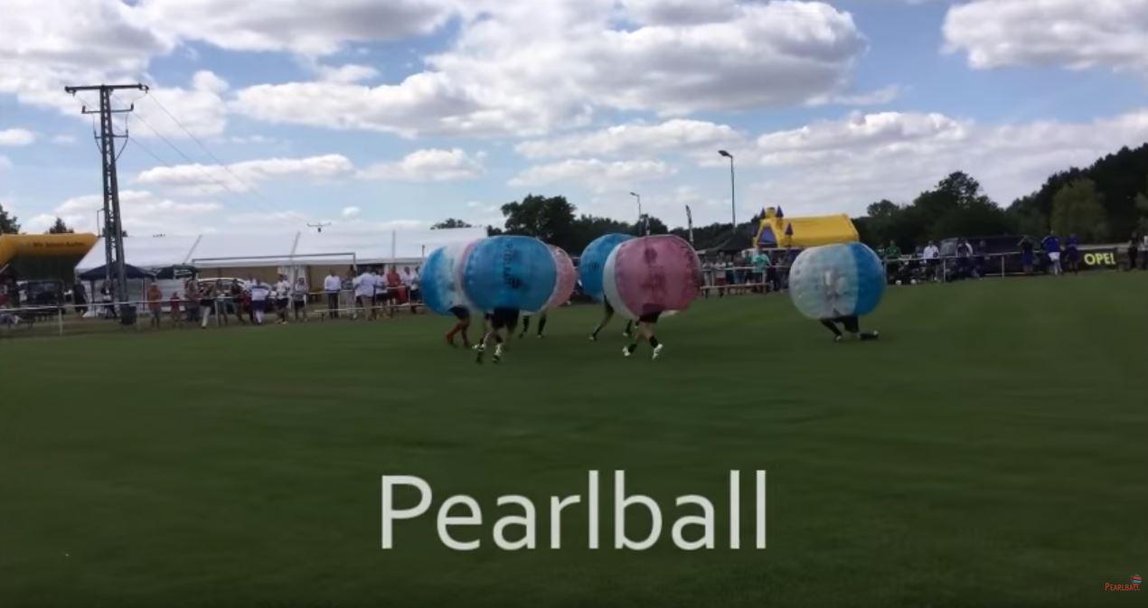 Bubble Soccer in Sachsen-Anhalt
