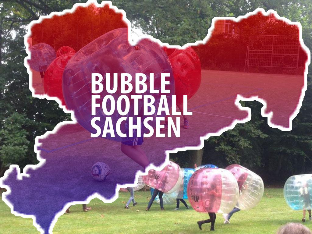 Bild von Bubble Football in Sachsen