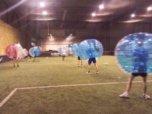 Bubble Soccer Leipzig